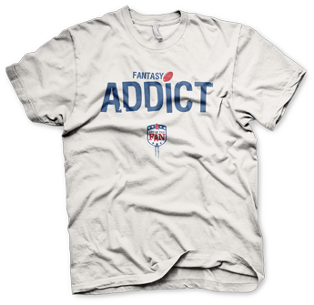 Fantasy Football ADDICT (t-shirt)