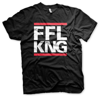 FFL KNG (Fantasy Football League KING t-shirt)