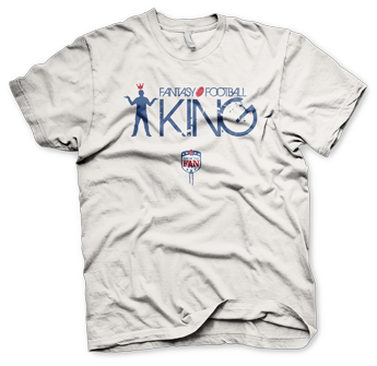 Fantasy Football KING (t-shirt)