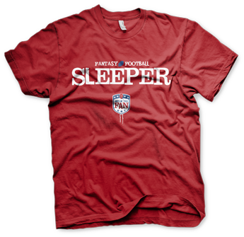 Fantasy Football SLEEPER (t-shirt)